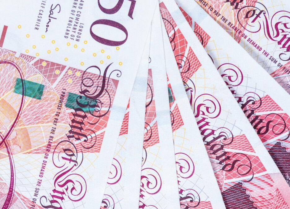 The £500 blog post